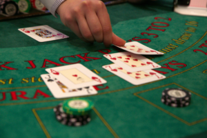 cards and chips