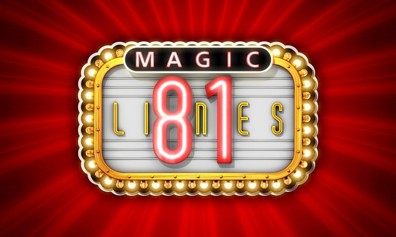 magic 81 popular slot games