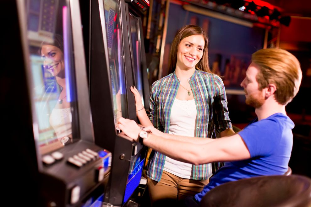 Types of Online Slots