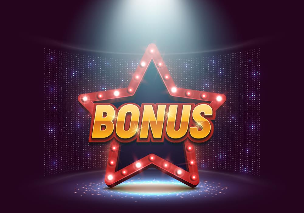 bonuses and jackpots