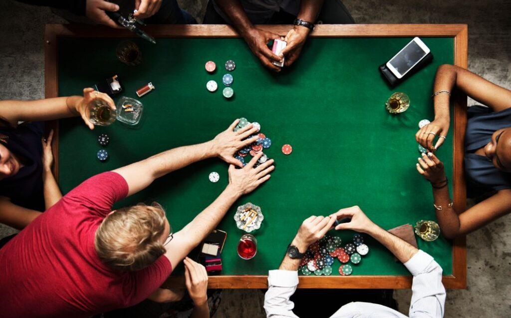 Build casino games