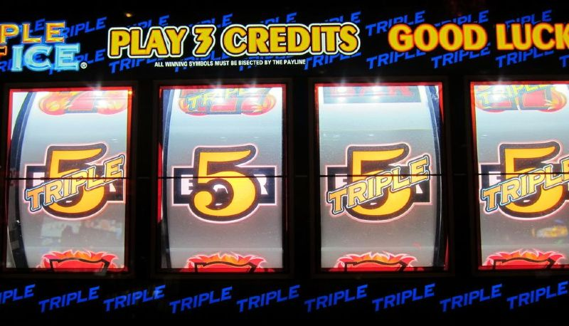 Do slot machines have patterns