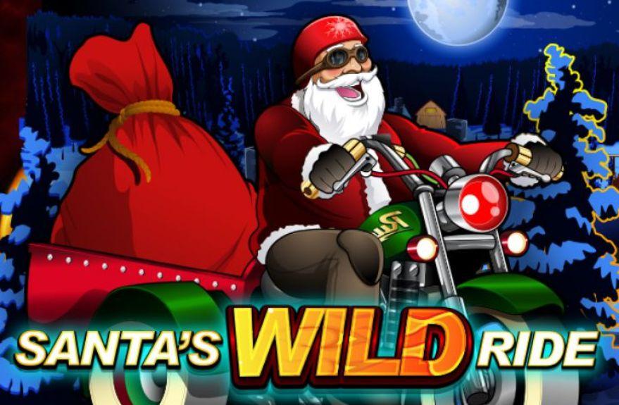 online casino slots - Santa's wild ride