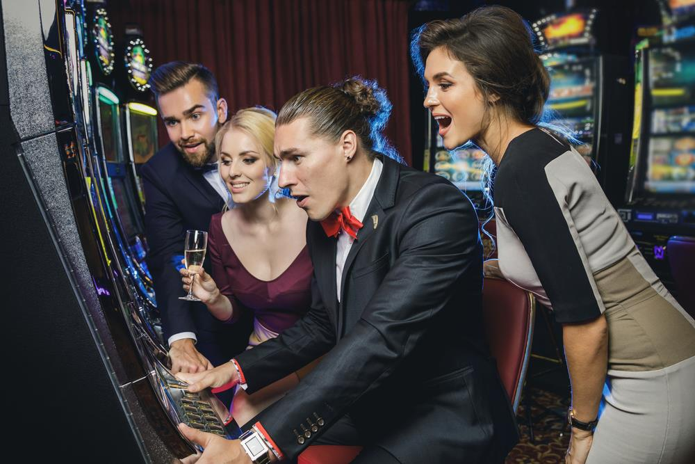 sweepstakes gaming