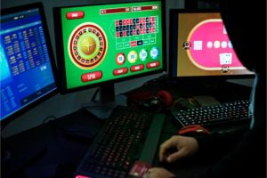 online gambling software