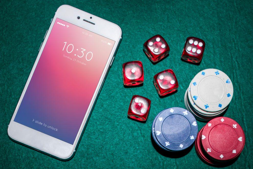 online casino program