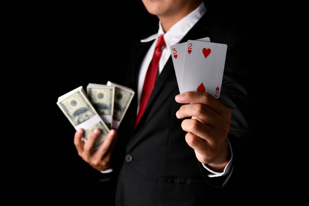 how to start an online casino business