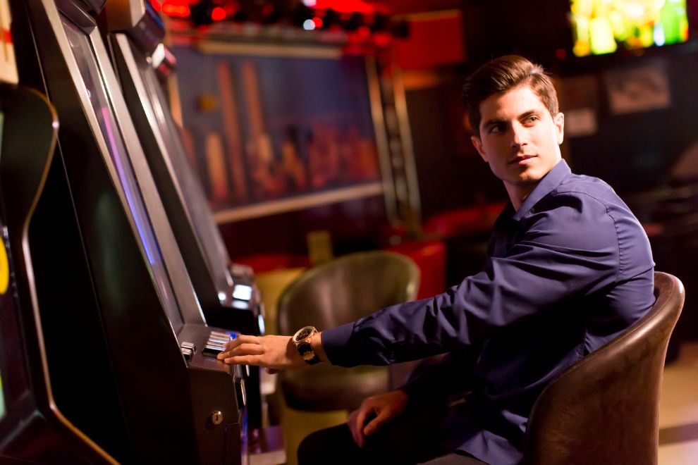 Slot machines that pay real money